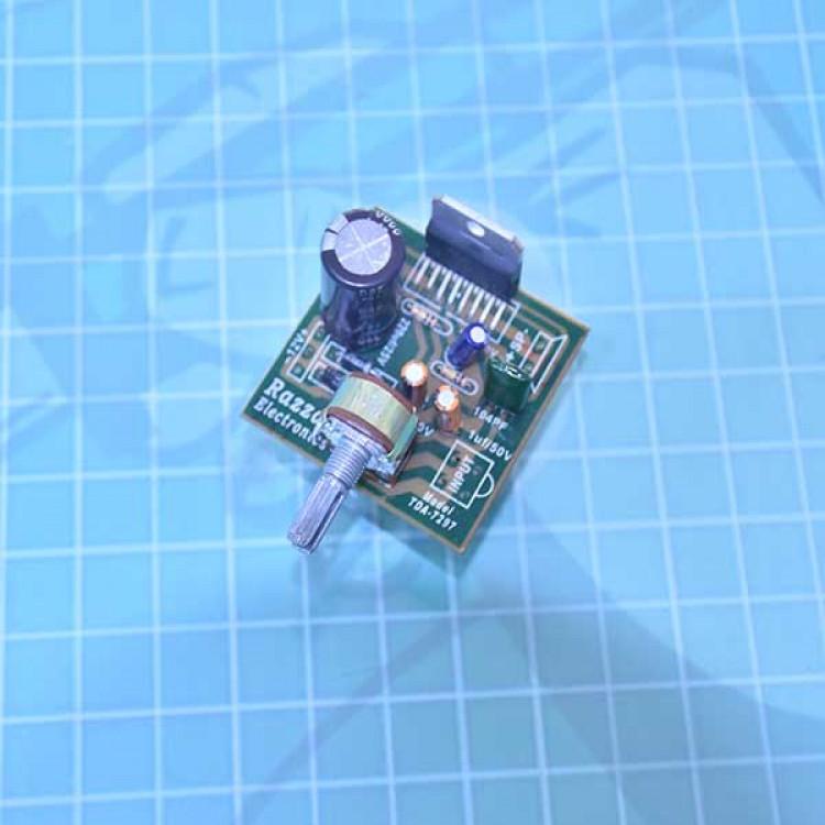 TDA7297 Stereo Amplifier Board_Original IC