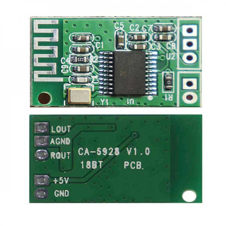 Bluetooth Stereo Audio Receiver Module_CA-S928