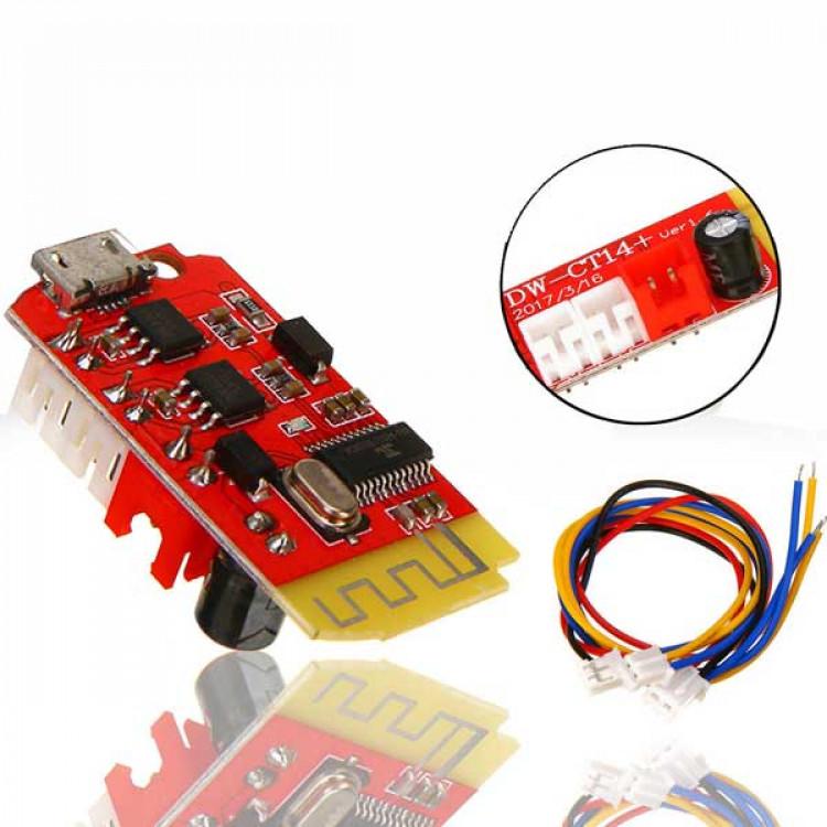 DW-CT14 Mini Stereo Bluetooth Amplifier Module