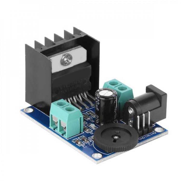 TDA7297 Digital Stereo Audio Amplifier Board Module