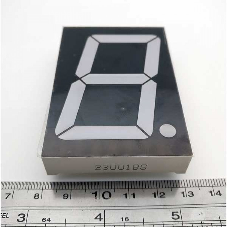 7-Segment Display_23011BS _56.8mm/2.3""