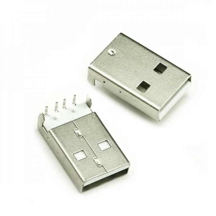 USB Male Port Connector