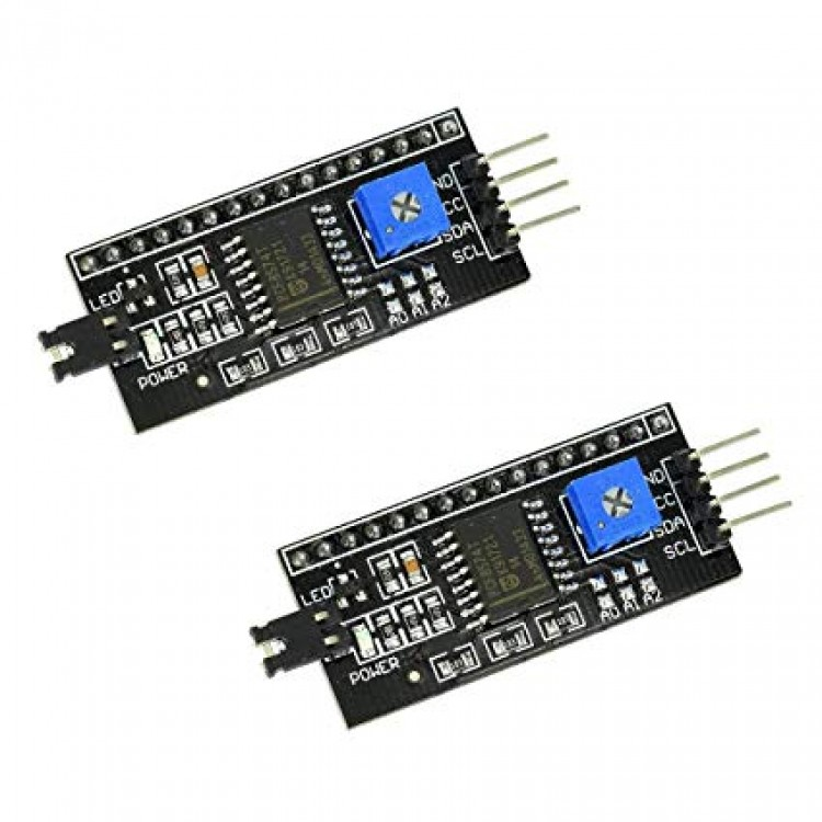 I2C  LCD Interface Module