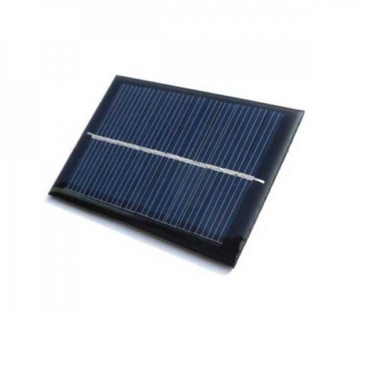Solar Cell 6v to 9v 300mA 117mm*68mm
