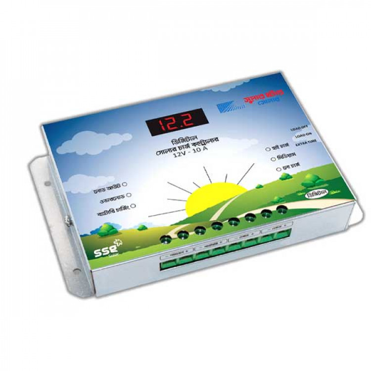 Solar Charge Controller _12Volt_10/20A_Grameen Solar