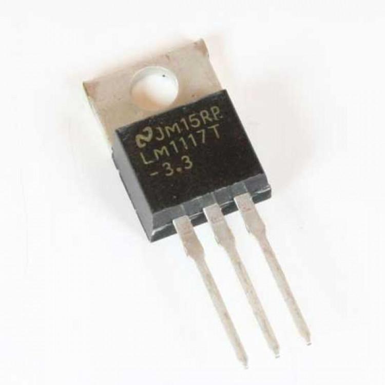 LM1117T 3.3V Voltage Regulator