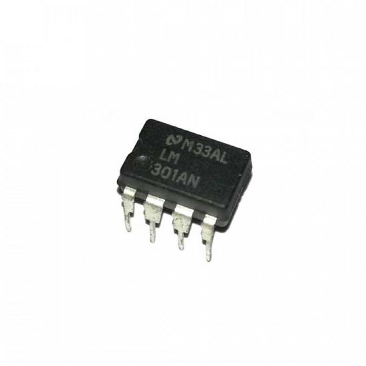 LM301 OP AMP