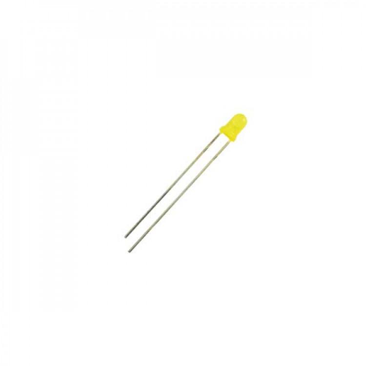 LED Yellow 3mm
