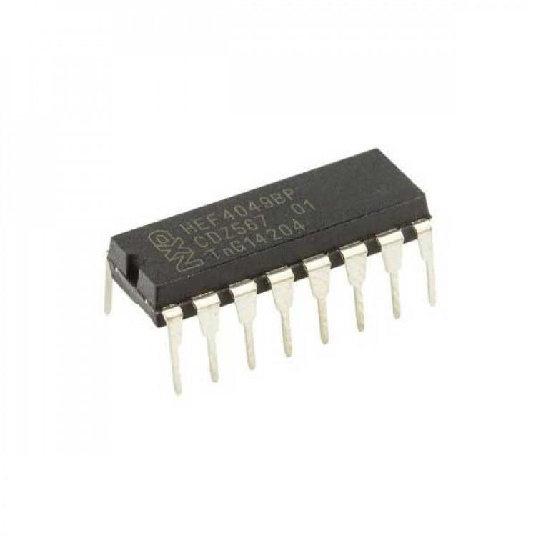 CD4049 Hex inverter