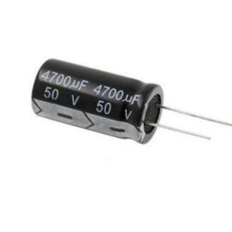 4700uf/50V Electrolytic Capacitor