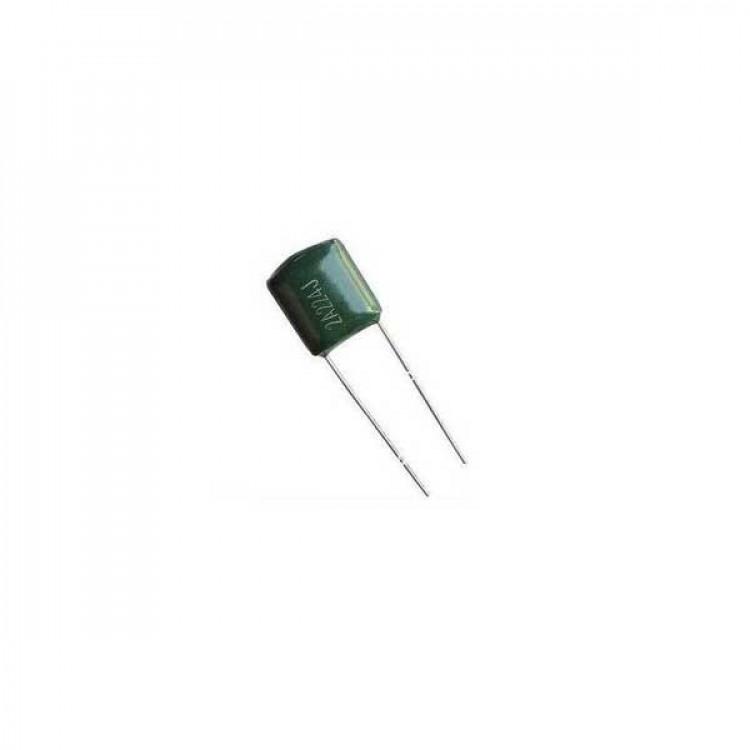 224j 100v inductive polyester film Mylar capacitor