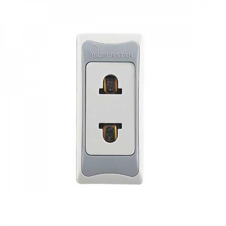Super Star Premium 2 Pin Socket