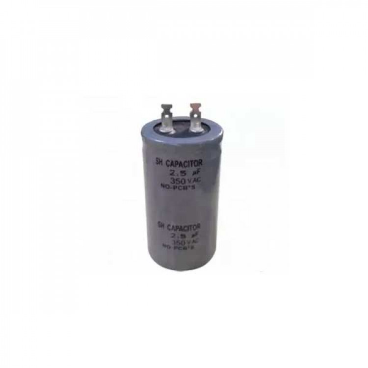 Ceiling Fan Capacitor 2.5μF_350V AC