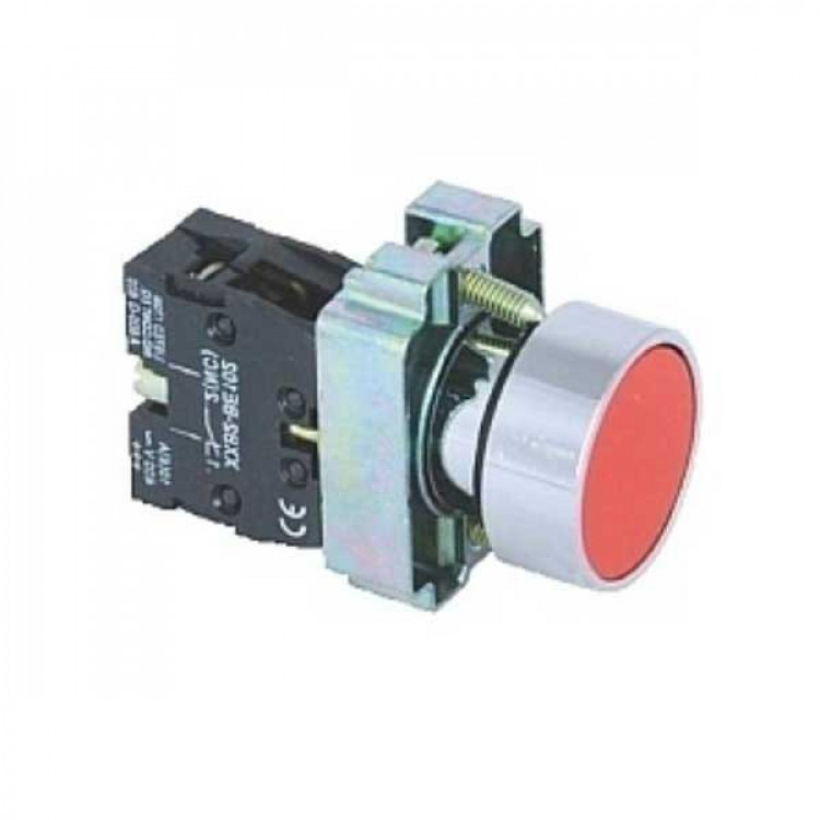 Push Button Switch Red