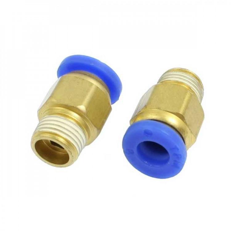 Straight Thread Motor Nipin 10mm*3/4