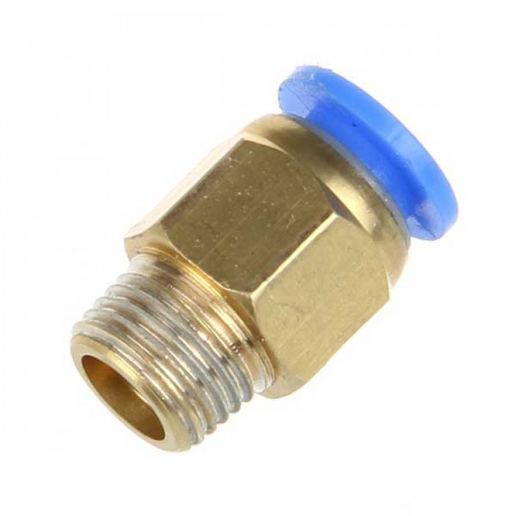 Straight Thread Motor Nipin 8mm*3/4
