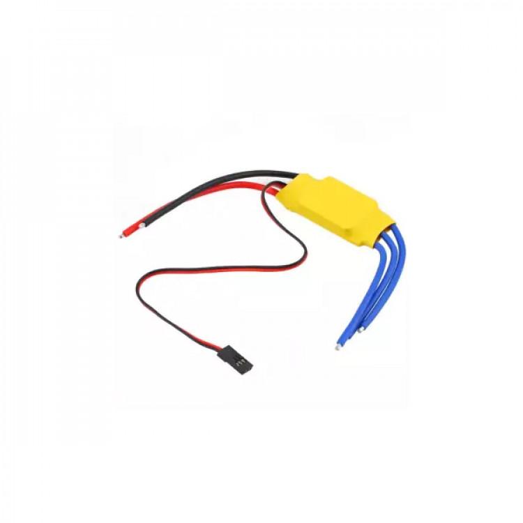 30A BLDC ESC - Brushless Motor Speed Controller