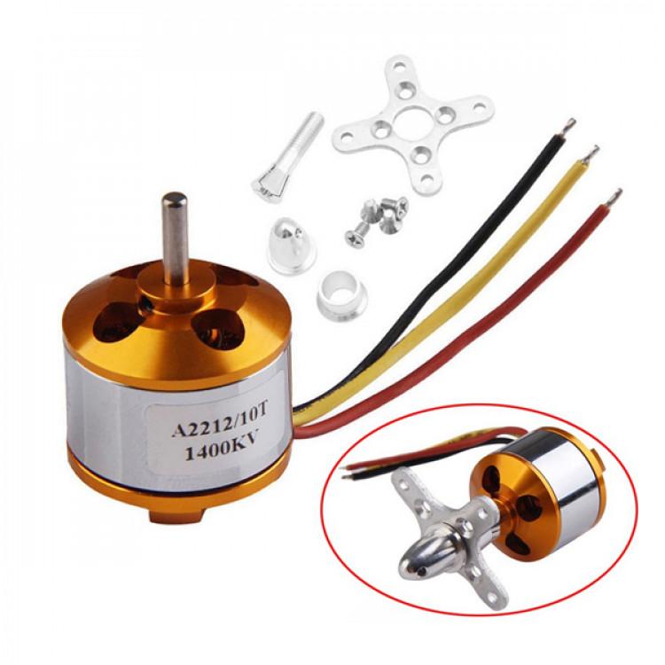 1400KV Brushless BLDC Motor_2212-10T