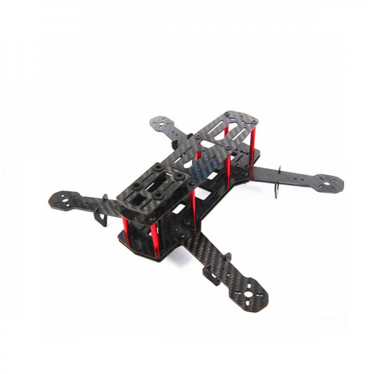 Mini QAV250 Carbon Fiber FPV Quadcopter Frame