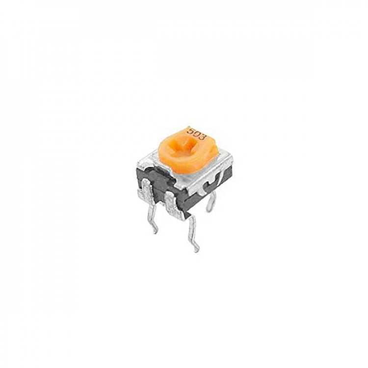 50K 503 Pot Yellow_Variable Resistor