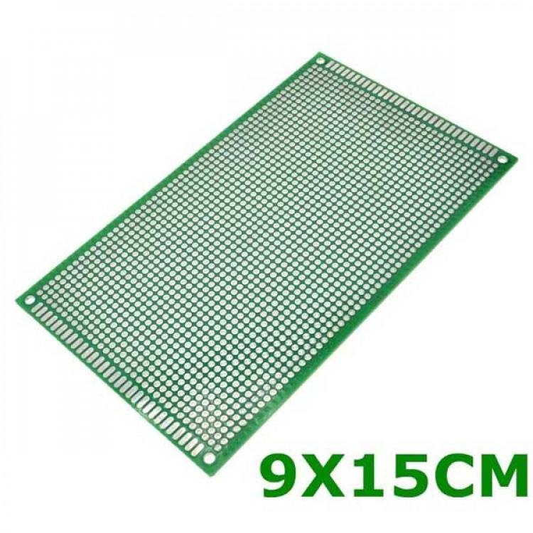 Dot Vero Board 9cm*15cm_Double Side Copper.