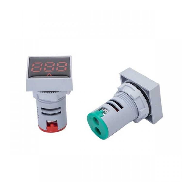 Digital Voltmeter Lamp_22mm AC 20-500V_Squire