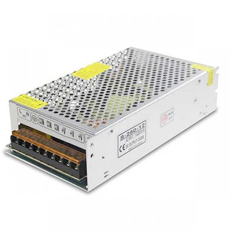 12V, 20A DC Power Supply (SMPS)