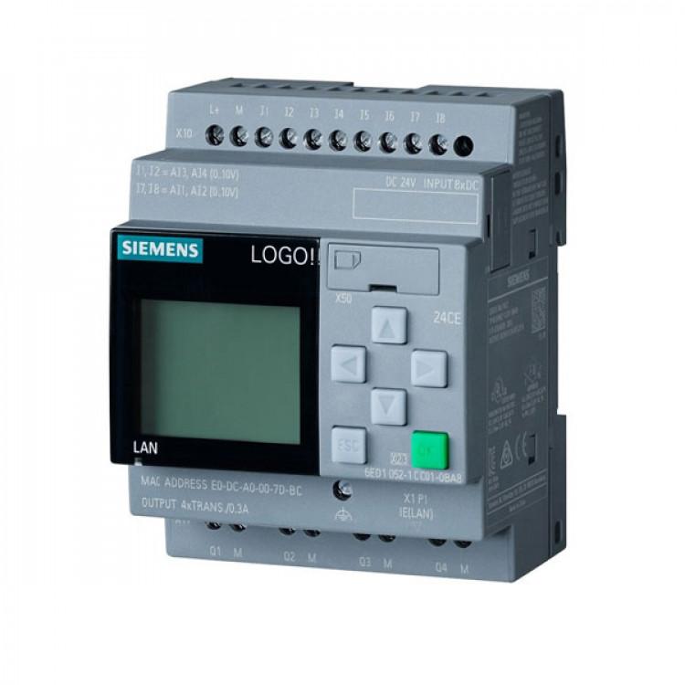 Siemens LOGO PLC CPU 6ED1052-1FB08-0BA0