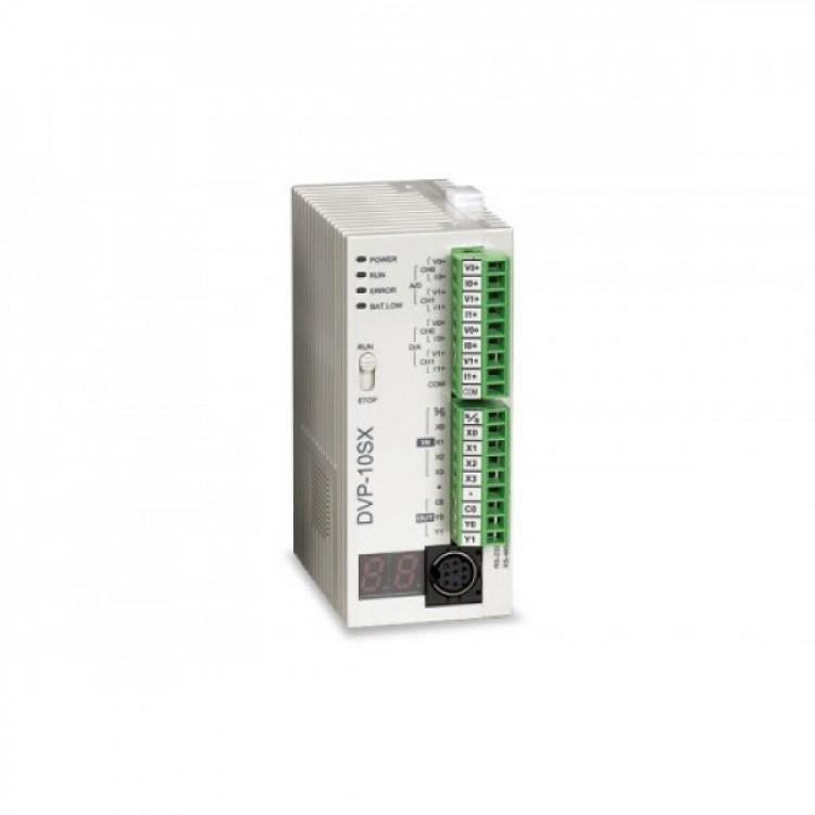 Delta PLC DVP CPU DVP10SX11T