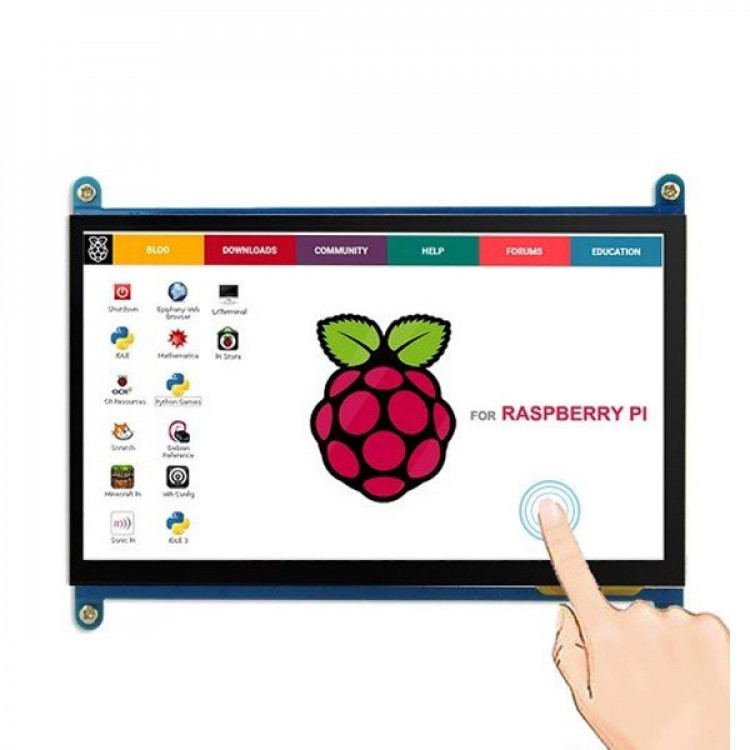 7inch HDMI Touchscreen LCD Display for Raspberry Pi