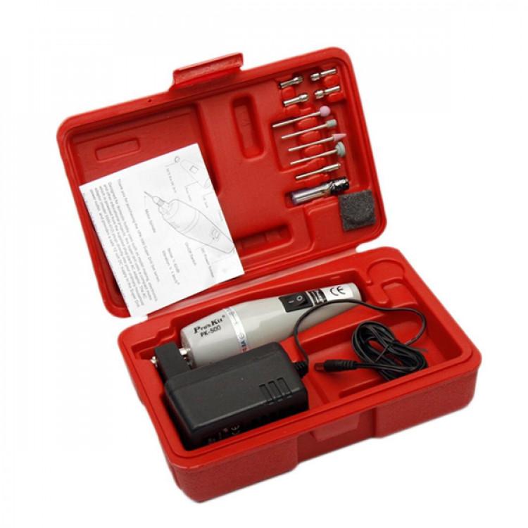 Mini PCB Drill Set_Heavy Good Quality Adapter