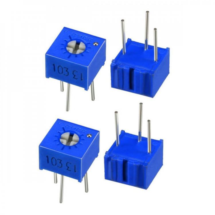 10K Ohm Potentiometer Trimmer Variable Resistor