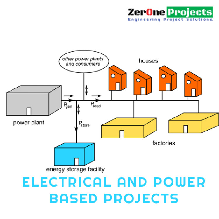Electrical & Power Based Projects