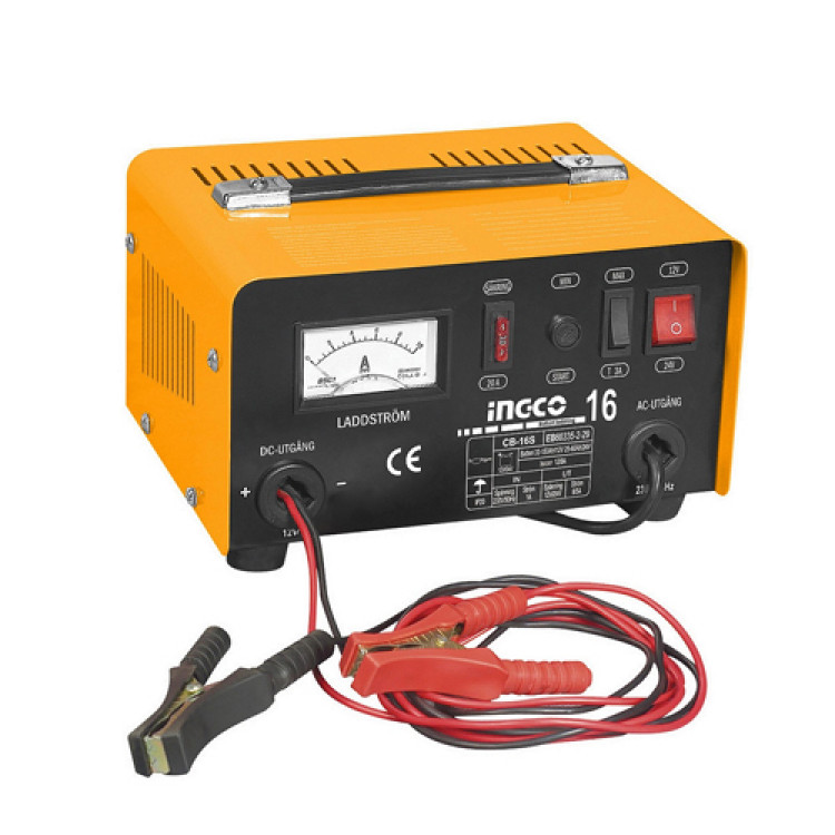 12-24V Battery Charger_Ingco ING-CB1601