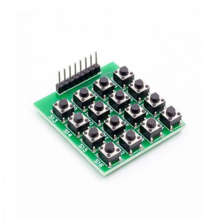 Matrix  Keypad 4×4-16  Module