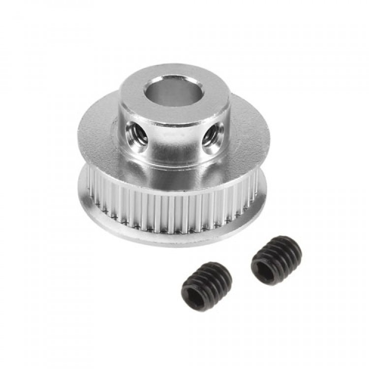 Aluminum GT2 Timing Pulley 40 Tooth 8mm*28mm