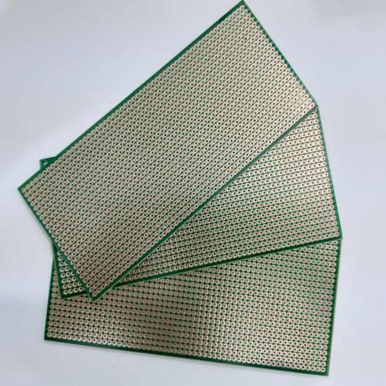 Line Short Dot Vero Board 56*24 Hole Single Side Copper