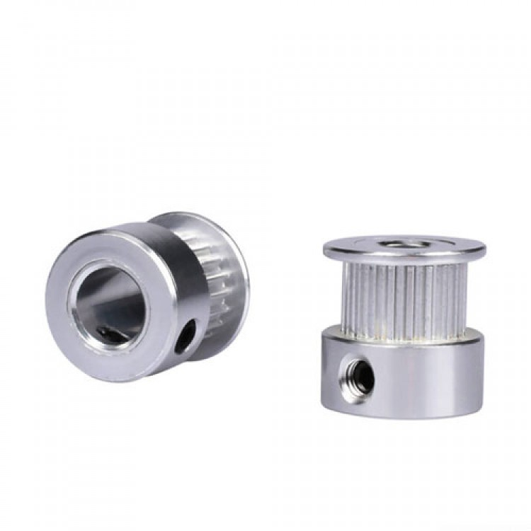 Aluminum GT2 Timing Pully 20 Tooth 8mm*16mm