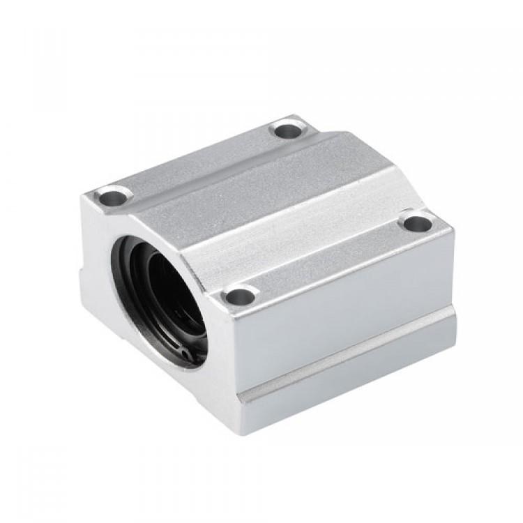 Aluminum Linear Motion Ball Bearing Slide Bushing For CNC_SC8UU 8mm