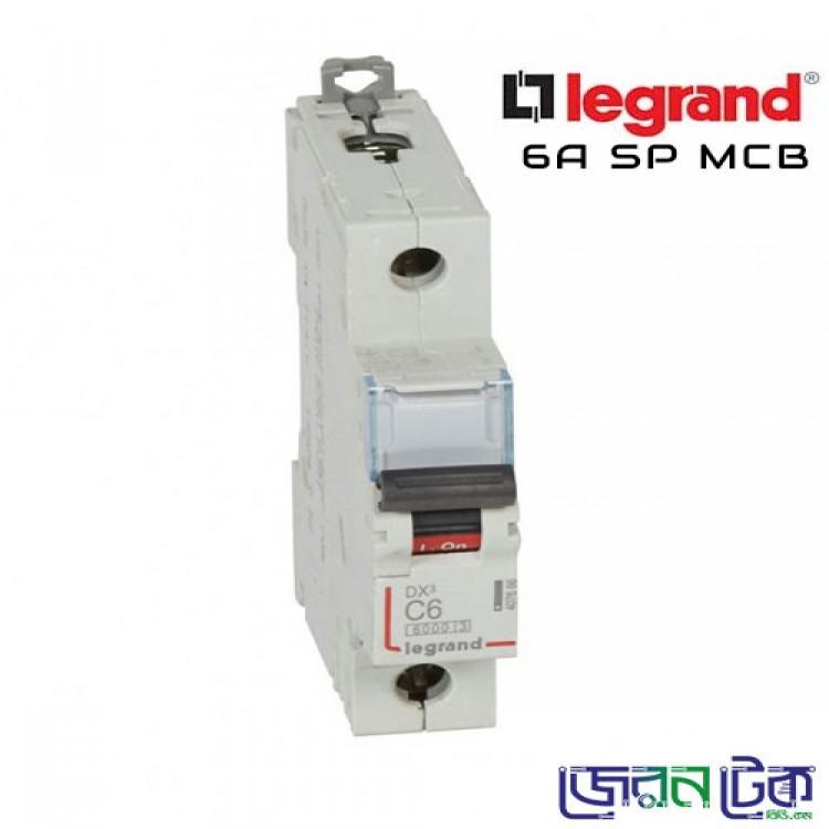 Legrand SP 6A Circuit Breaker