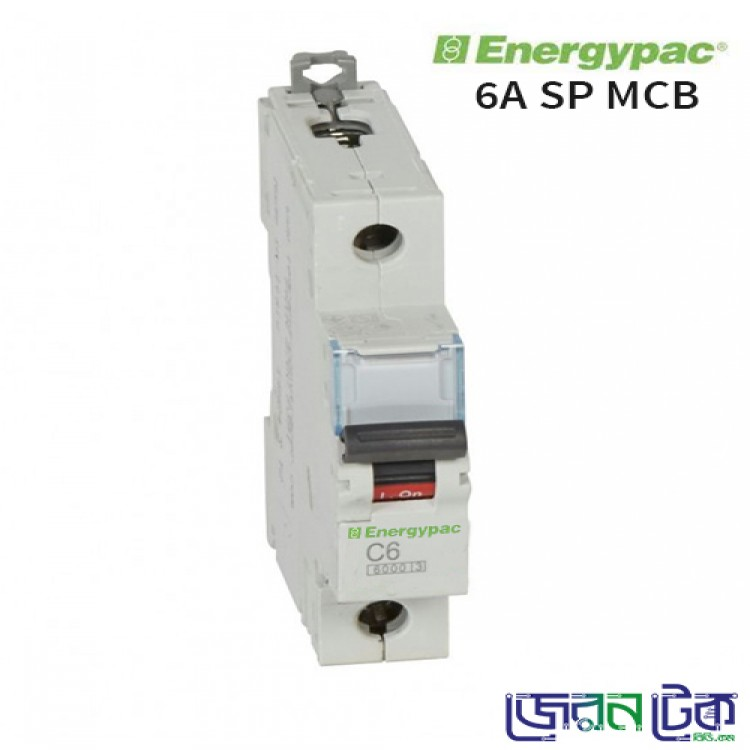 Energypac SP 6A Circuit Breaker