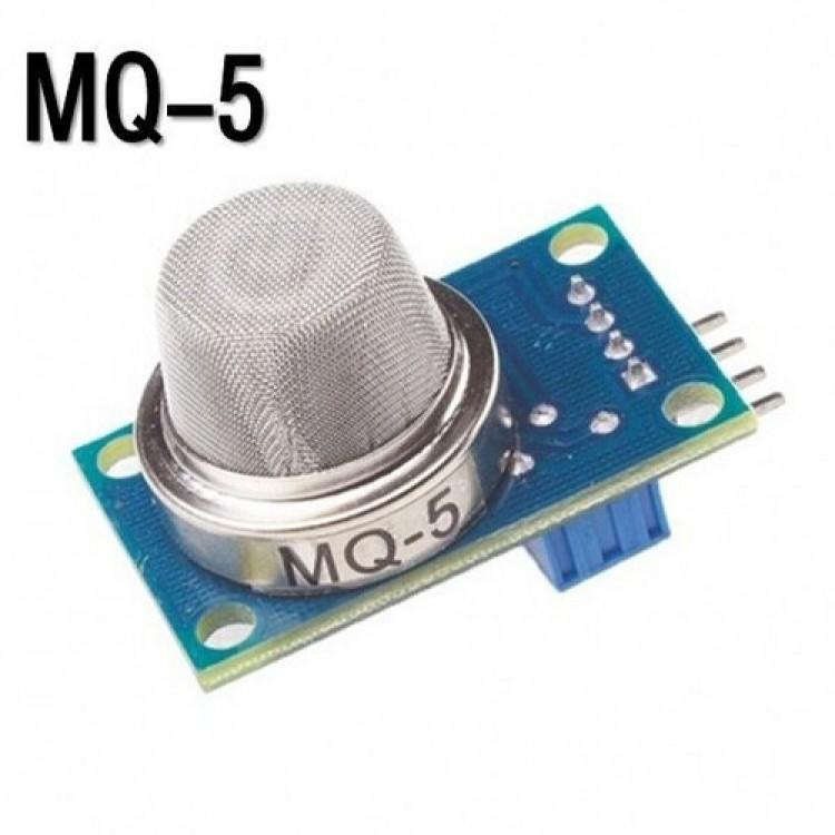 Gas Sensor Module(MQ-5 )