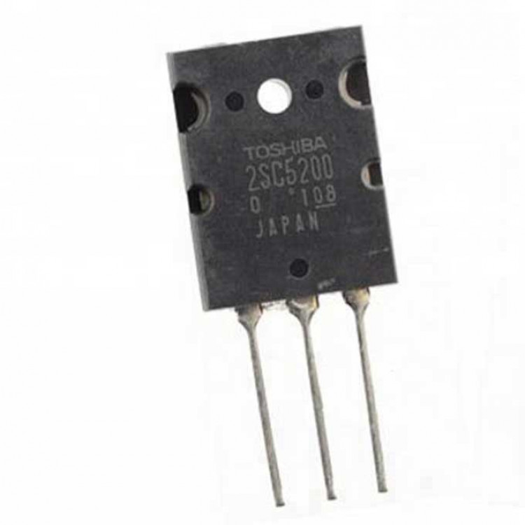 2SC5200 Amplifier NPN Power Transistor_Toshiba