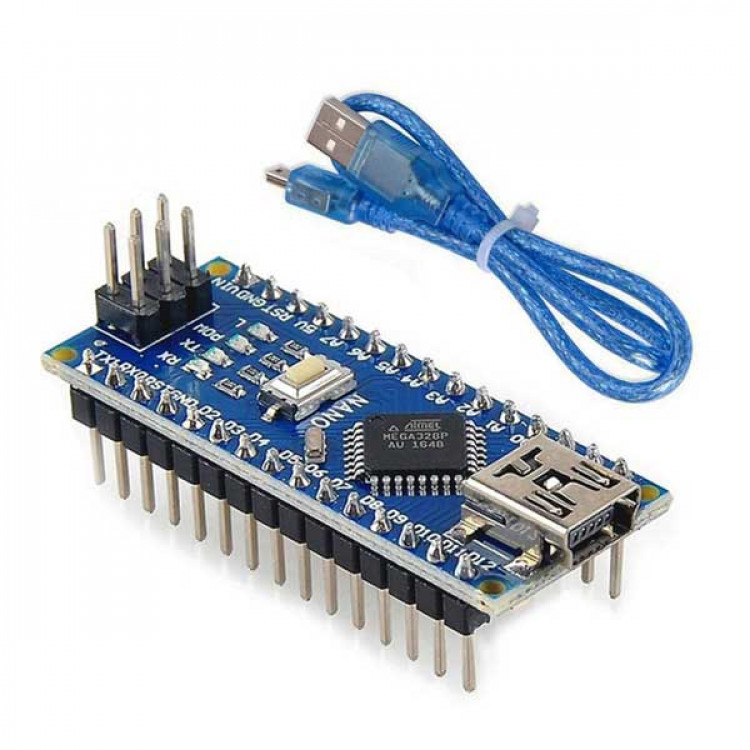Arduino Nano R3_With Cable