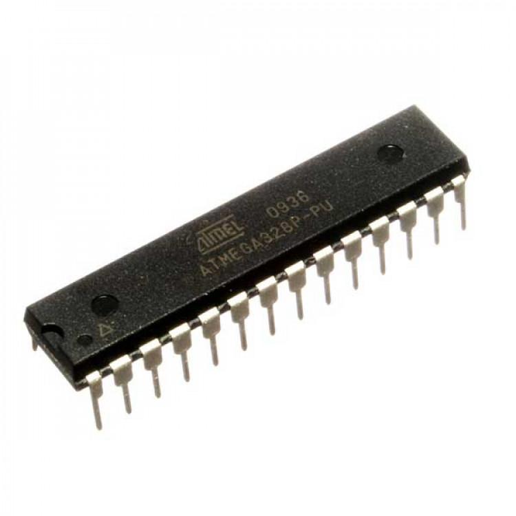 ATmega328P-U 8-bit Microcontroller IC