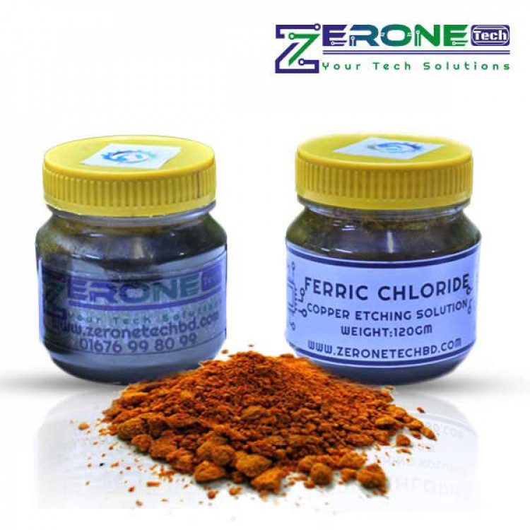 Ferric Chloride for PCB Etching_120gm