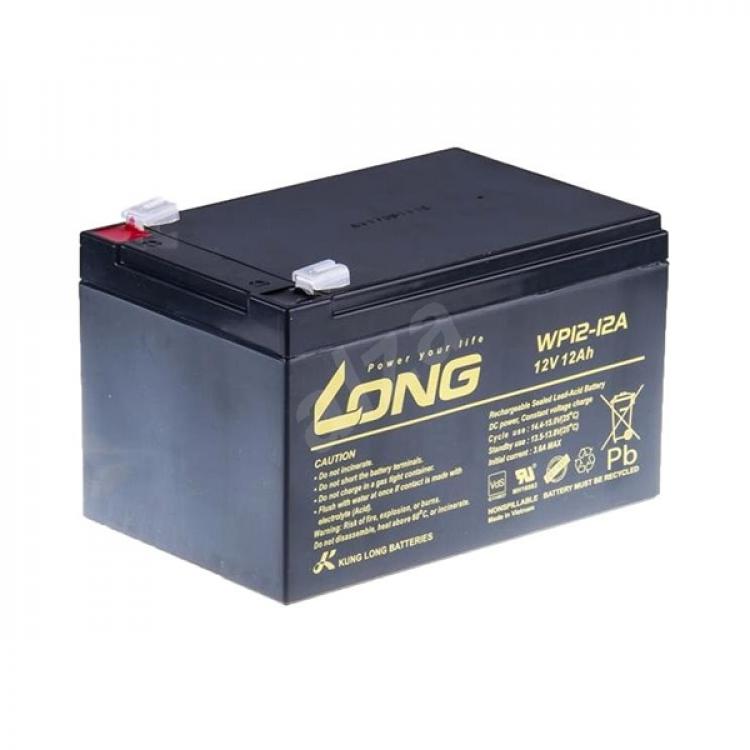 LONG_Hi-Power Battery 12 Volt 7.0 AH_Long