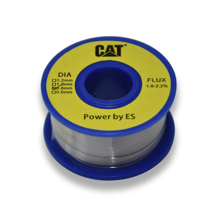 CAT Solder Lead 0.8mm_100gm
