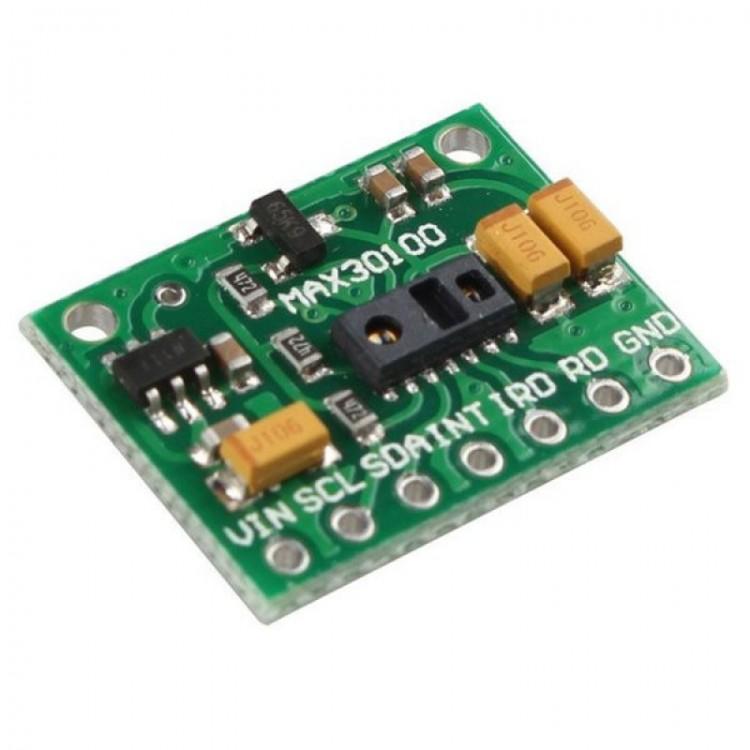 MAX30100 Heart Rate Pulse Oximeters Pulse Rate Sensor