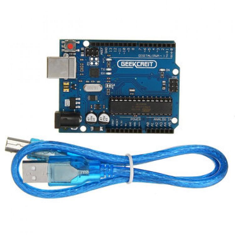 Arduino Uno R3_DIP IC Atmega328P